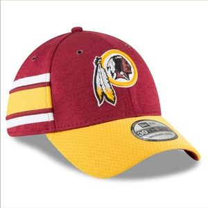 NWTags Redskins New Era NFL On Field Home Cap